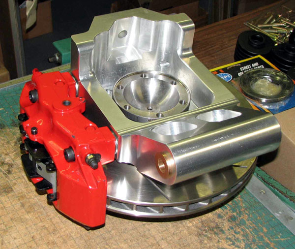 Porsche 996 Engine Hp: Green Brakes